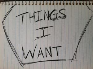Things...